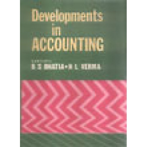 Developments in Accounting